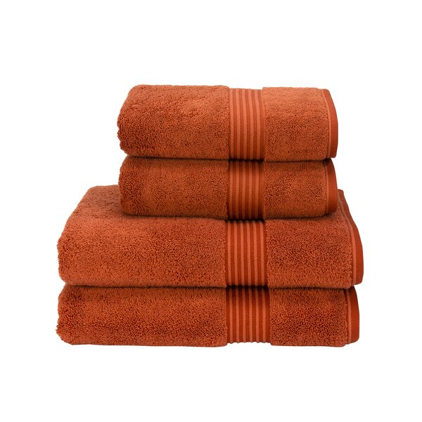 Barrett Hygro US 100% Cotton Hand Towel by The Twillery Co.